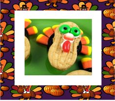7 Easy #Recipes for Adorable #Thanksgiving Treats
