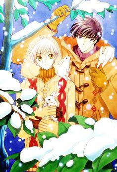 ɹɐʇs ǝɹɪdɯǝ Toya and Yukito