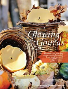Sneak peek of Celebrating Everyday Life with Jennifer Carroll ~ Full of awesome fall inspiration!!