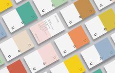 NAU by Toko. #branding #businesscards #logo