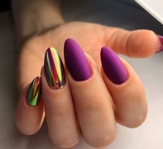 most fashionable manicure top new manicure, trends - The Lazy Panda French Manicure Gel Nails, Gold Nails, Nail Swag, Cute Nails, Pretty Nails, Winter Nails 2019, Nagel Bling, Gold Nail Designs, Nagellack Trends