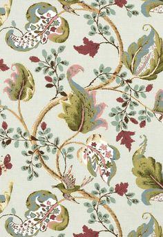 Fox Hollow Schumacher Fabric