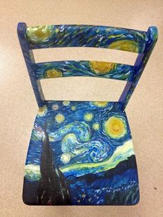 art @ the heart: Artist Chairs 2013 (AVI3M-AVI3O)