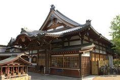 Sumadera Temple Kobe