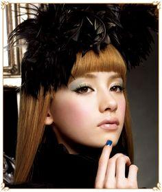 "MAJOLICA MAJORCA ""Voyage"" Kingdom of Vanity / マジョリカ マジョルカ ""ボヤージュ"" うぬぼれの国 Make Up Art, Majorca, Hindu Art, Photography Women, Asian Beauty, Photo Art, Makeup Looks, Hair Beauty, Portrait"