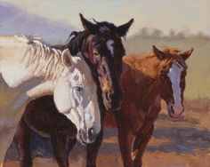 Sunday Afternoon by carol peek Giclee ~ 16 x 20 Cowgirl And Horse, Cowboy Art, Colorful Paintings, Animal Paintings, Horse Paintings, Horse Anatomy, Horse Wallpaper, Horse Artwork, Most Beautiful Horses