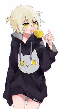 (notitle) ,R 18 Manga - Gato Anime, Anime Neko, Kawaii Anime Girl, Anime Art Girl, Anime Girls, Oc Manga, Manga Girl, Cute Characters, Anime Characters