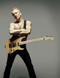 Phil Collen (Photo: Ash Newell)