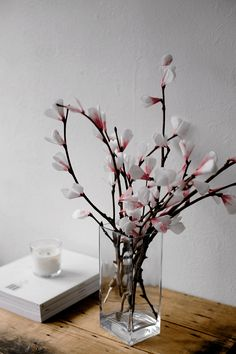 Moodfeather blog - DIY bouquet de fleurs en papier
