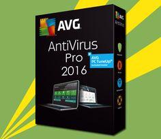 AVG Antivirus 2016 Activation Keys