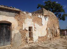 Estamos rehabilitando la bodega de Son Bordils (Inca, Mallorca)