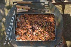 BBQ baked beans