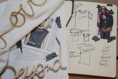 Love T-Shirt DIY by Trinkets in Bloom