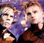 Erasure -- Look at how cute they are! Lol...I was 10.