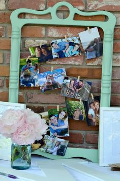 BBQ Couples Shower - lots of cute ideas