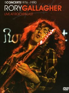 Rory Gallagher: Live at The Rockpalast