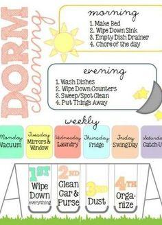 Organized Charm: Dorm Room Organization
