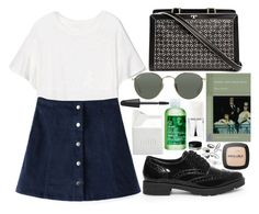 """""""stressed out"""" by velvet-ears ❤ liked on Polyvore featuring Steve Madden, The Body Shop, Tory Burch, Ray-Ban, Nook, Christian Dior, BIA Cordon Bleu, Max Factor, L'Oréal Paris and Mudd"""