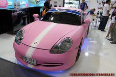 Pink - Porsche