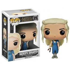 Funko Pop! Daenerys Mhysa, Daenerys Targaryen, Game of Thrones, HBO, GOT, Funkomania, Séries