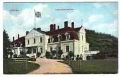 Cadinen, Kaiserliches Schloss, around 1917