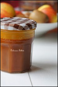 Delicious Titbits: Sos karmelowy / Caramel sauce Holiday Desserts, Panna Cotta, Caramel, Pudding, Ethnic Recipes, Sweet, Fat, Sticky Toffee, Candy