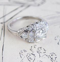Cinco anillos de compromiso ante los que sólo podrás decir sí - Harper's Bazaar