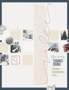 6 photos + grid + journaling