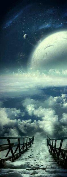"""""""Há mais mistérios entre o céu e a terra do que a vã filosofia dos homens possa imaginar"""" William Shakespeare"""
