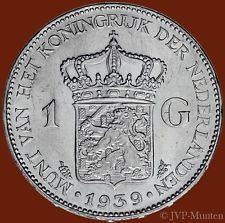 1 Gulden 1939 - Mooie kwaliteit