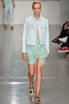Serendipitylands: FASHION WEEK NEW YORK SPRING 2015 - RICHARD NICOLL...