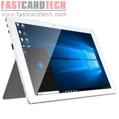 CUBE iwork12 2 in 1 Tablet PC 12.2 inch Windows 10 Android 5.1 Intel Cherry Trail Z8300 Quad Core 4GB RAM IPS Screen