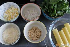 Los canelones de espinacas vegetarianos son fáciles de preparar, el resultado es delicioso aunque su preparación es un poco elaborada. Os lo mostramos.