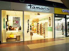 Magazinul de incaltaminte si accesorii Tamaris din mall-ul bucurestean Sun Plaza, conectat intr-o retea de magazine, are o suprafata de desfacere de circa 50 mp. Din aprilie 2013, magazinul foloseste o solutie integrata cu vanzare prin SmartCash POS, ce include SmartCash POS Professional, SmartCash Shop Professional si SmartCash Mobility Server. Click pe poza pentru a vedea schita completa de dotare a magazinului. #retail #software www.magister.ro