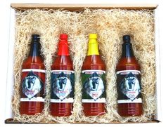 Zombie Cajun Hot Sauce Gourmet Food Gift Basket