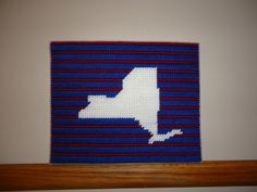 NYS in needlepoint