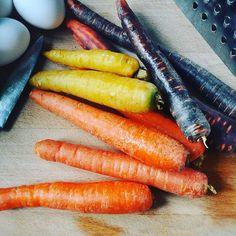 Colorful carrots 🌈🥕#vegetarian #vegetables #carrots #spoonfulness