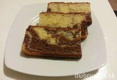 Mramorový koláč