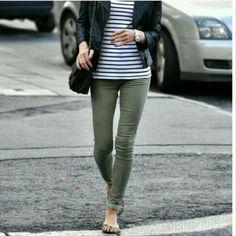BlankNYC olive green jeans So cute and trendy. From Bloomingdales. BlankNYC Pants Skinny