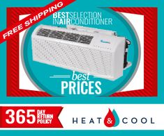 Heatandcool (WW): Best Selection In Air Conditioner Big Summer Sale! Up to Off Heating & Air Conditioning Units w/ Free US S. Air Conditioning Units, Heating And Air Conditioning, Heat Pump, The Selection, Home Improvement, Conditioner, The Unit, Spring Sale