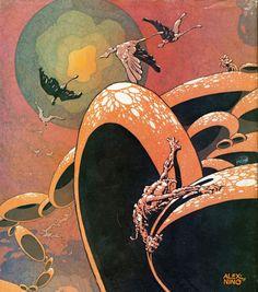 Finally by Alex Nino 1975