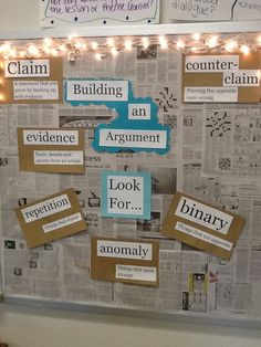 Great idea. Make thematic word walls and then add to an overall one