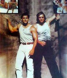 Sanjay Dutt And Salman Khan
