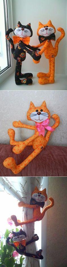 игрушки вязанные