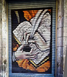 Barcelona Graffiti: The Art of Handwriting