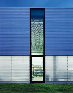 Barkow-Leibinger Architekten, Berlin /// Fabrication Hall /// Saalfeld, DE