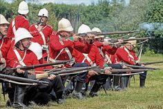Zulu Warrior, Star Trek Uniforms, Black Powder Guns, Red Coats, British Army Uniform, Imperial Army, British Colonial, World History, Victorian Era