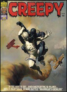 Creepy #81, July 1976.