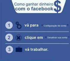 Como ganhar dinheiro no facebook