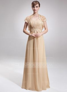 4ff31b36b00c Mother of the Bride Dresses - $128.99 - Empire Sweetheart Floor-Length  Chiffon Mother of